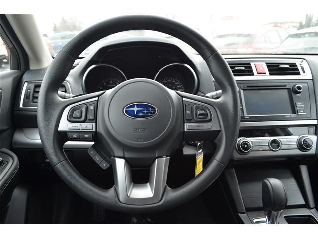 2017 Subaru Outback 2.5i (Stk: Z1441) in St.Catharines - Image 16 of 27