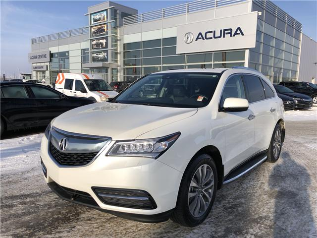 2016 Acura MDX Navigation Package (Stk: 49108A) in Saskatoon - Image 1 of 24