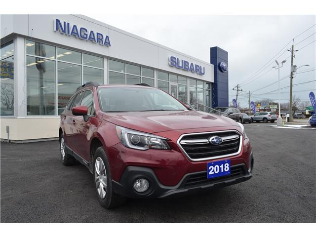 2018 Subaru Outback 2.5i (Stk: Z1437) in St.Catharines - Image 1 of 23