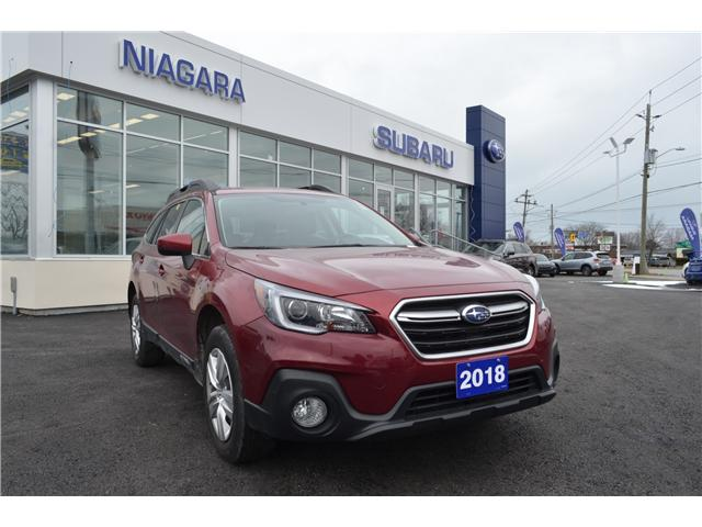 2018 Subaru Outback 2.5i (Stk: Z1437) in St.Catharines - Image 2 of 23
