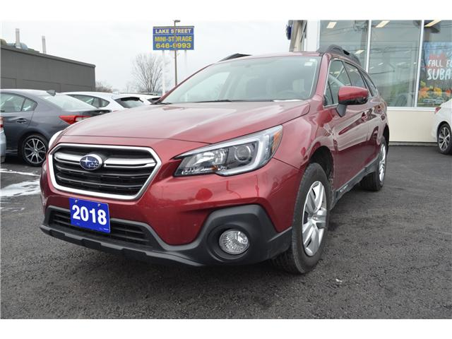 2018 Subaru Outback 2.5i (Stk: Z1437) in St.Catharines - Image 5 of 23