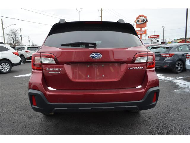 2018 Subaru Outback 2.5i (Stk: Z1437) in St.Catharines - Image 7 of 23