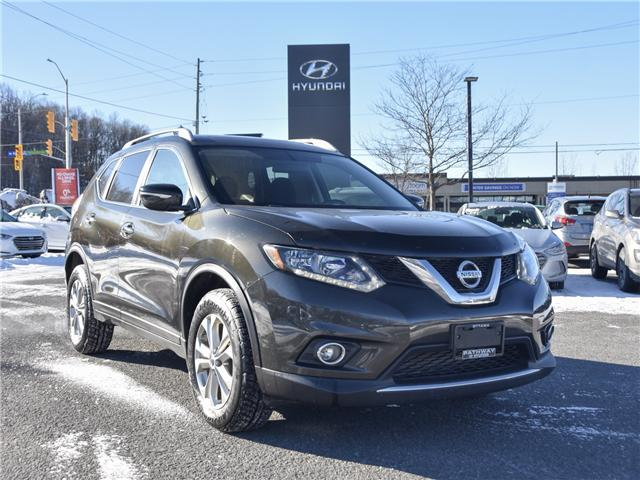 2015 Nissan Rogue SV (Stk: R95081A) in Ottawa - Image 1 of 11