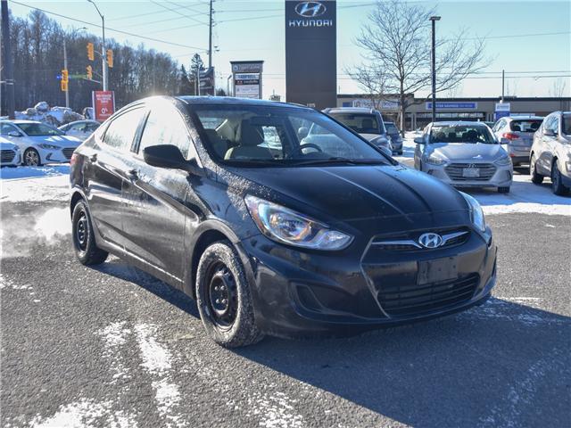 2012 Hyundai Accent GLS (Stk: PH76946A) in Ottawa - Image 1 of 11