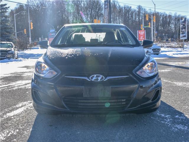 2012 Hyundai Accent GLS (Stk: PH76946A) in Ottawa - Image 2 of 11