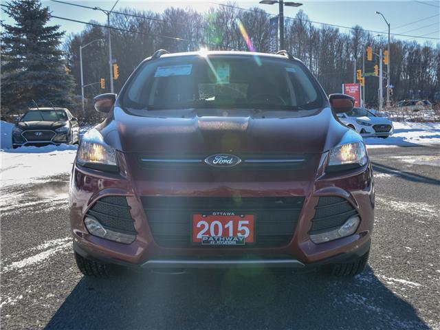 2015 Ford Escape SE (Stk: P3218) in Ottawa - Image 2 of 11