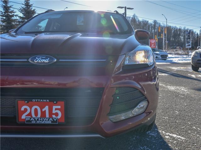 2015 Ford Escape SE (Stk: P3218) in Ottawa - Image 3 of 11