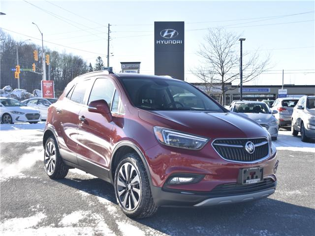 2017 Buick Encore Essence (Stk: P3246) in Ottawa - Image 1 of 10