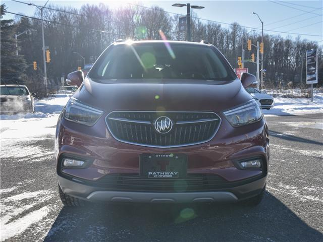 2017 Buick Encore Essence (Stk: P3246) in Ottawa - Image 2 of 10