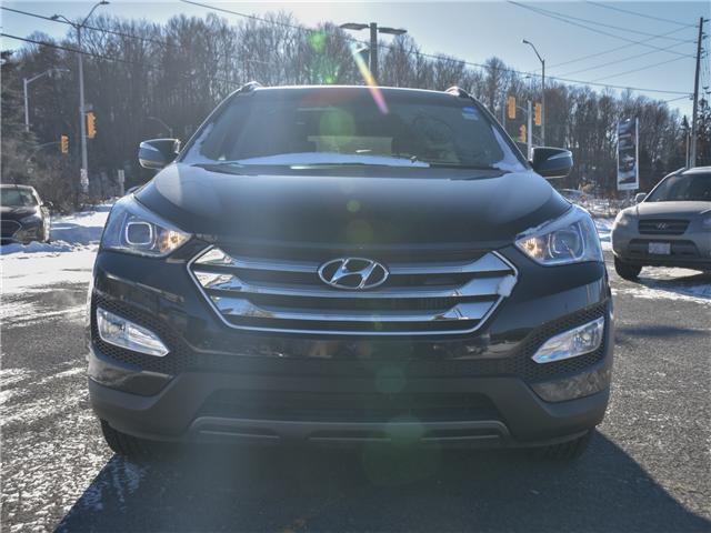 2016 Hyundai Santa Fe Sport 2.0T Limited (Stk: SL60127) in Ottawa - Image 2 of 11