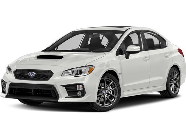 2018 Subaru WRX Sport-tech (Stk: J19003) in Brandon - Image 1 of 5
