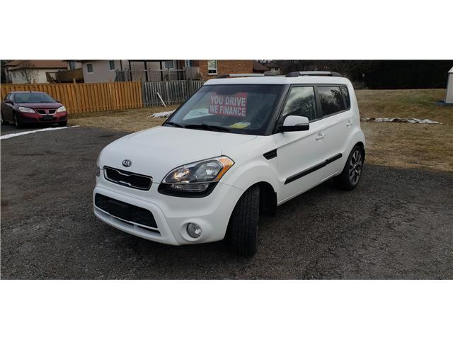 2013 Kia Soul 2.0L 4u Luxury (Stk: ) in Oshawa - Image 1 of 11