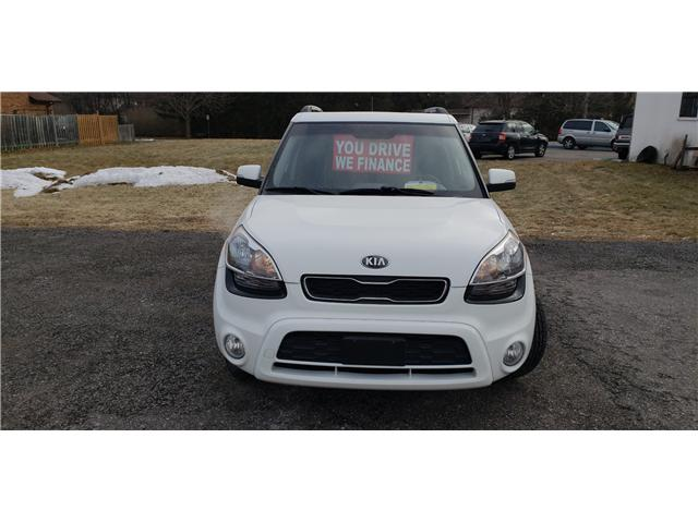 2013 Kia Soul 2.0L 4u Luxury (Stk: ) in Oshawa - Image 2 of 11