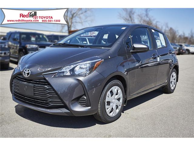 2019 Toyota Yaris LE (Stk: 19328) in Hamilton - Image 1 of 16
