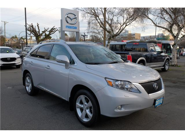 2010 Lexus RX 350 Base (Stk: 7838A) in Victoria - Image 1 of 28