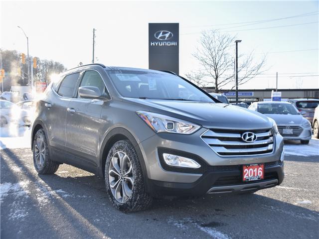 2016 Hyundai Santa Fe Sport 2.0T Limited (Stk: R95058A) in Ottawa - Image 1 of 11