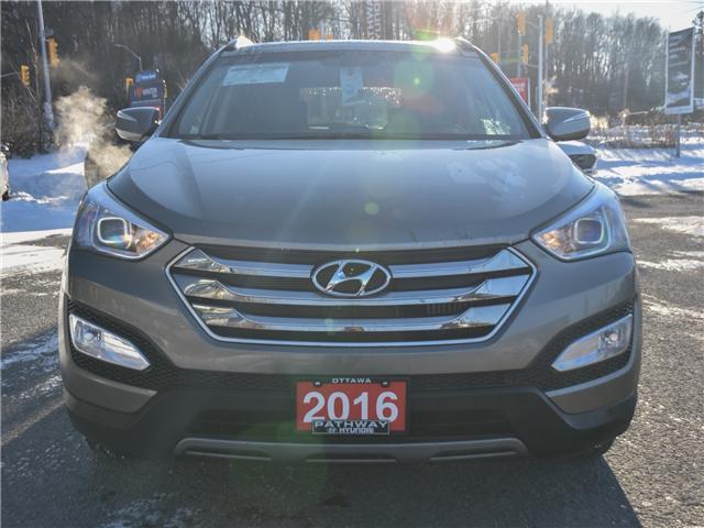 2016 Hyundai Santa Fe Sport 2.0T Limited (Stk: R95058A) in Ottawa - Image 2 of 11