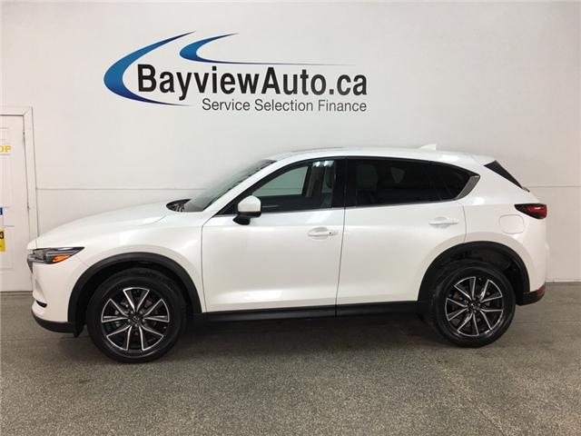 2018 Mazda CX-5 GT (Stk: 34005EW) in Belleville - Image 1 of 27