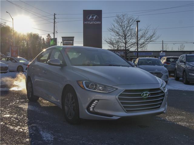 2017 Hyundai Elantra GL (Stk: P3158) in Ottawa - Image 1 of 11