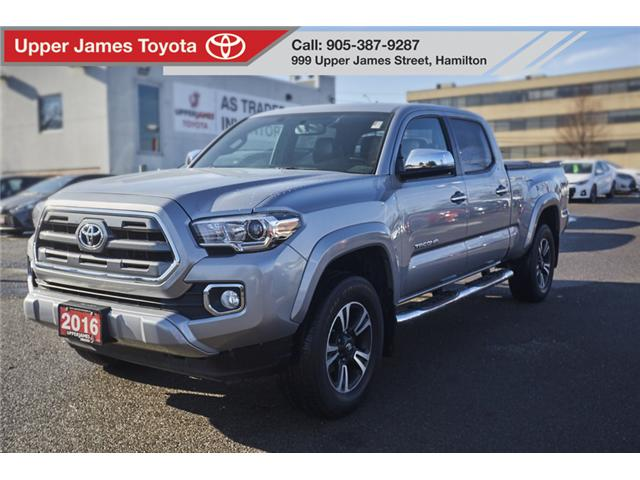 2016 Toyota Tacoma Limited (Stk: 33369) in Hamilton - Image 1 of 18