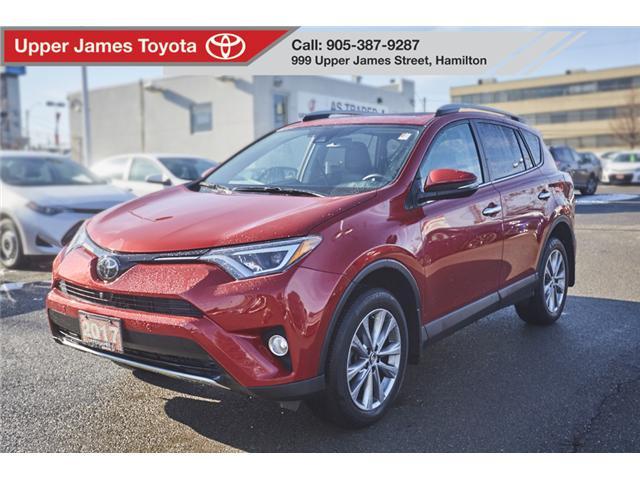 2017 Toyota RAV4 Limited (Stk: 55612) in Hamilton - Image 1 of 18