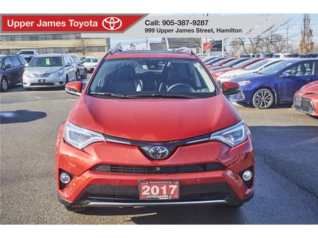 2017 Toyota RAV4 Limited (Stk: 55612) in Hamilton - Image 2 of 18