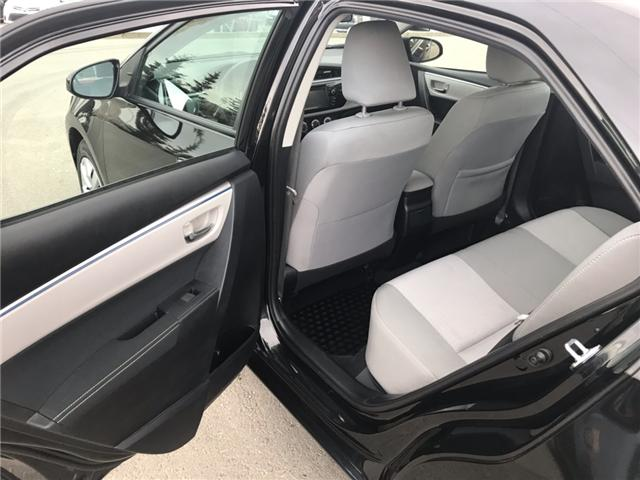 2014 Toyota Corolla CE (Stk: 180370A) in Cochrane - Image 10 of 16