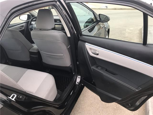 2014 Toyota Corolla CE (Stk: 180370A) in Cochrane - Image 12 of 16