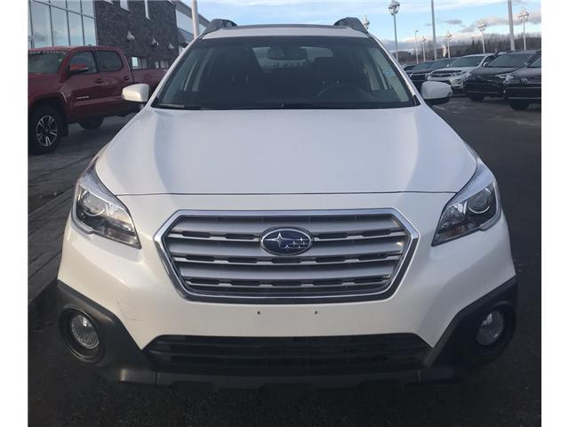 2017 Subaru Outback 2.5i Touring (Stk: 2793) in Cochrane - Image 2 of 18