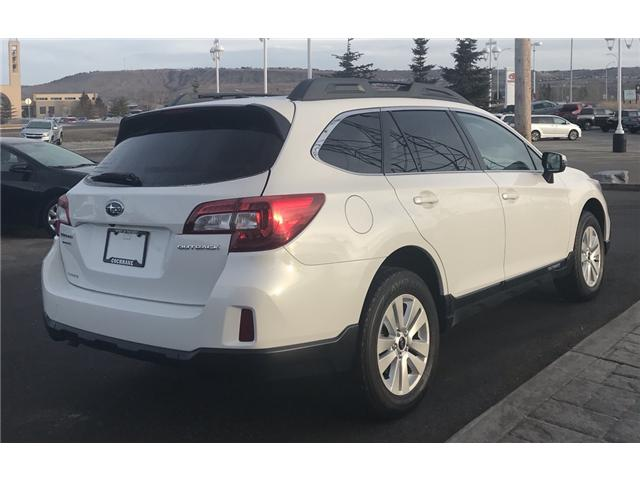 2017 Subaru Outback 2.5i Touring (Stk: 2793) in Cochrane - Image 5 of 18