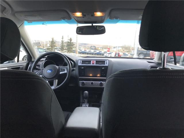 2017 Subaru Outback 2.5i Touring (Stk: 2793) in Cochrane - Image 14 of 18