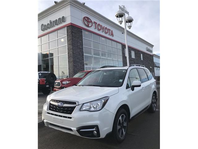 2018 Subaru Forester 2.5i Touring (Stk: 2795) in Cochrane - Image 1 of 16