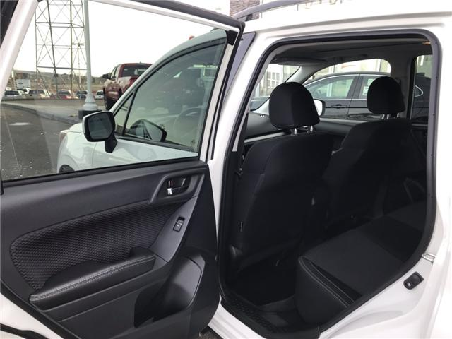 2018 Subaru Forester 2.5i Touring (Stk: 2795) in Cochrane - Image 10 of 16