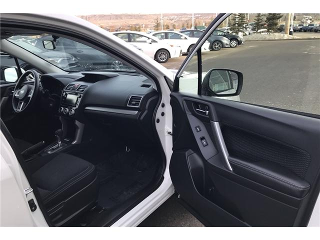 2018 Subaru Forester 2.5i Touring (Stk: 2795) in Cochrane - Image 11 of 16