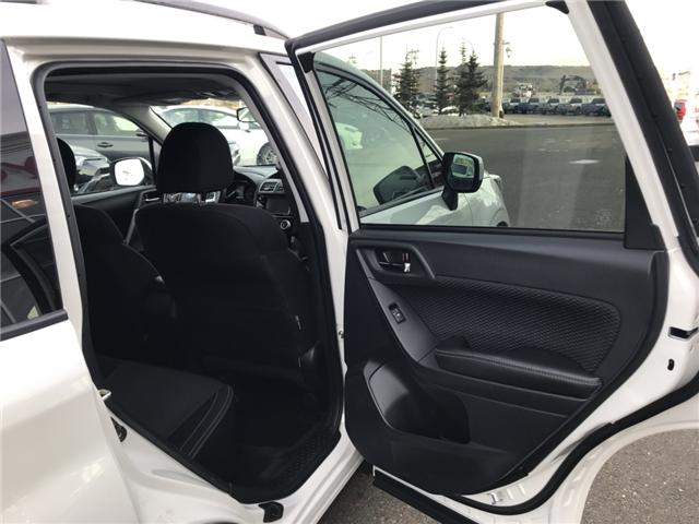 2018 Subaru Forester 2.5i Touring (Stk: 2795) in Cochrane - Image 12 of 16