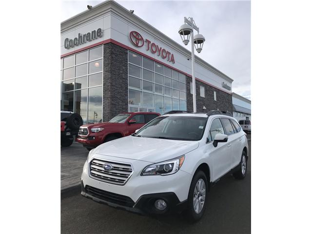 2017 Subaru Outback 2.5i Touring (Stk: 2796) in Cochrane - Image 1 of 16
