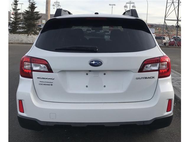 2017 Subaru Outback 2.5i Touring (Stk: 2796) in Cochrane - Image 6 of 16