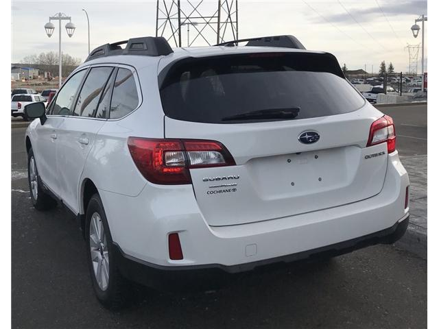 2017 Subaru Outback 2.5i Touring (Stk: 2796) in Cochrane - Image 7 of 16