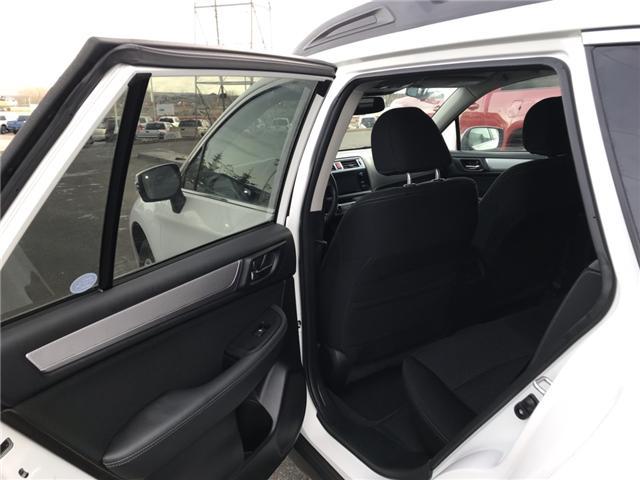 2017 Subaru Outback 2.5i Touring (Stk: 2796) in Cochrane - Image 10 of 16
