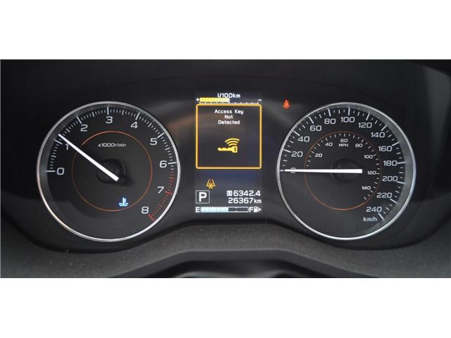 2018 Subaru Crosstrek Limited (Stk: Z1449) in St.Catharines - Image 9 of 11