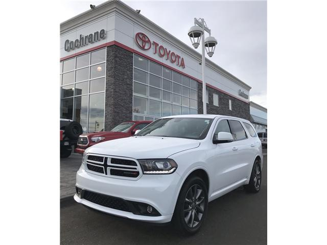 2017 Dodge Durango GT (Stk: 2799) in Cochrane - Image 1 of 23