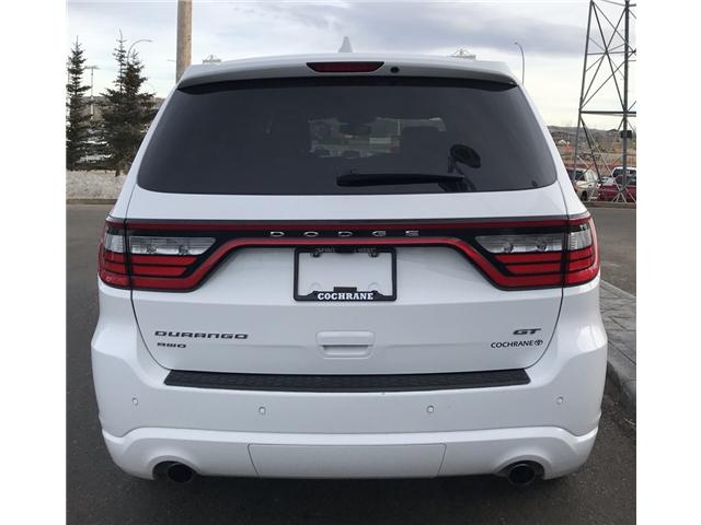 2017 Dodge Durango GT (Stk: 2799) in Cochrane - Image 6 of 23