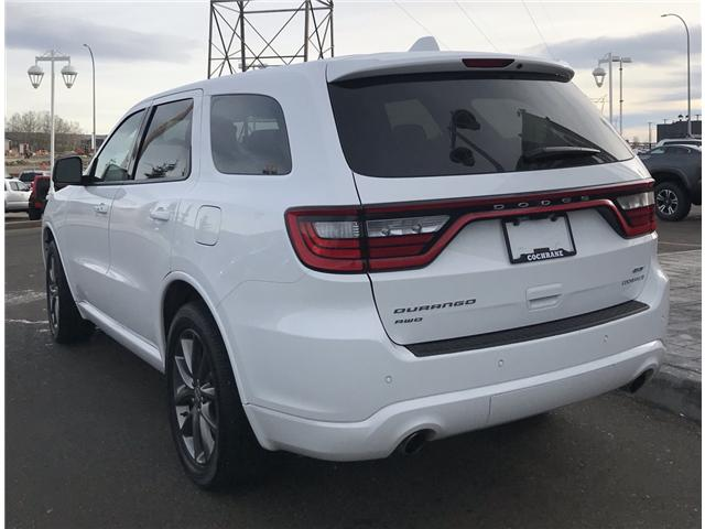 2017 Dodge Durango GT (Stk: 2799) in Cochrane - Image 7 of 23