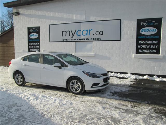 2018 Chevrolet Cruze LT Auto (Stk: 182143) in Kingston - Image 2 of 14