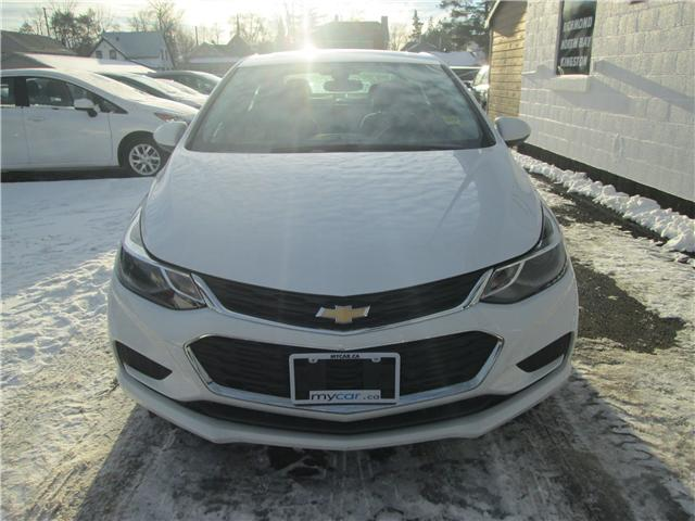 2018 Chevrolet Cruze LT Auto (Stk: 182143) in Kingston - Image 7 of 14