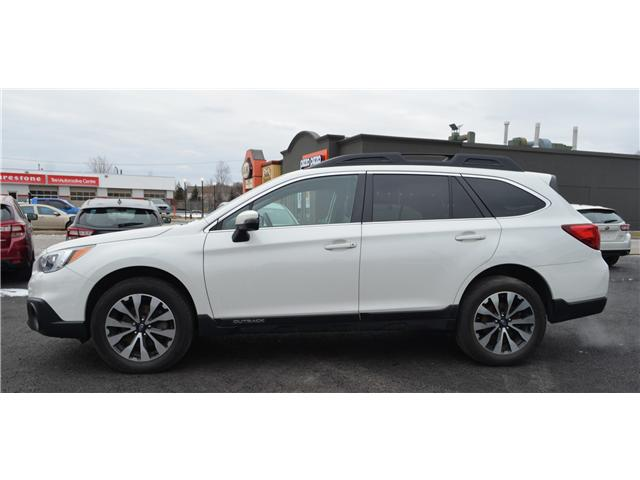 2017 Subaru Outback 2.5i Limited (Stk: Z1446) in St.Catharines - Image 4 of 20