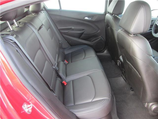 2018 Chevrolet Cruze Premier Auto (Stk: 182101) in Richmond - Image 11 of 13