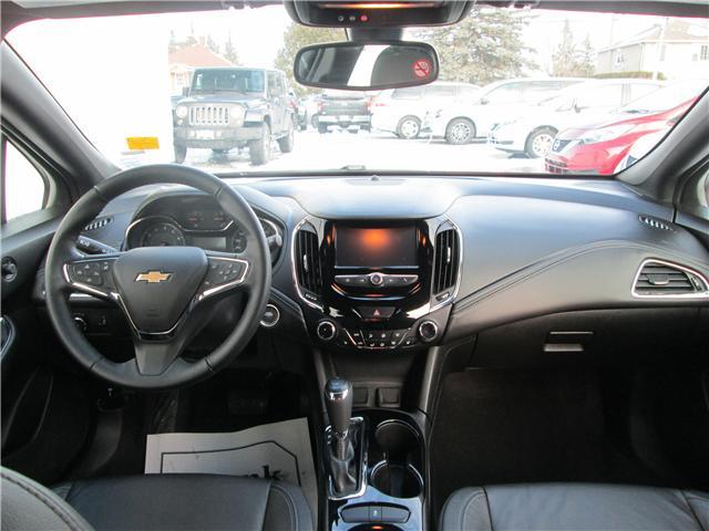 2018 Chevrolet Cruze Premier Auto (Stk: 182101) in Richmond - Image 13 of 13