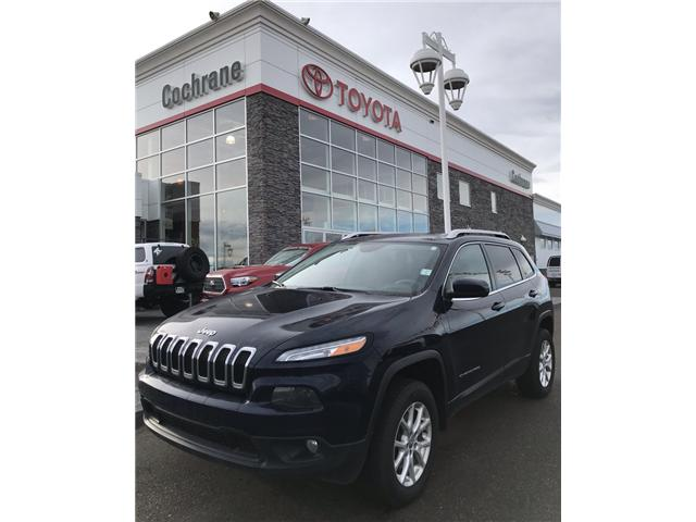2014 Jeep Cherokee North (Stk: 180428A) in Cochrane - Image 1 of 18