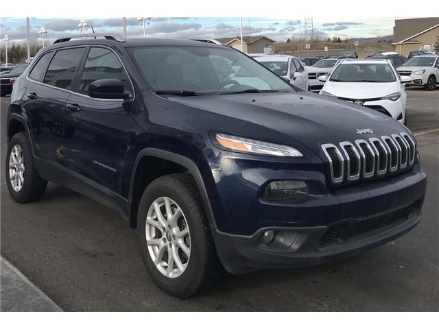 2014 Jeep Cherokee North (Stk: 180428A) in Cochrane - Image 3 of 18